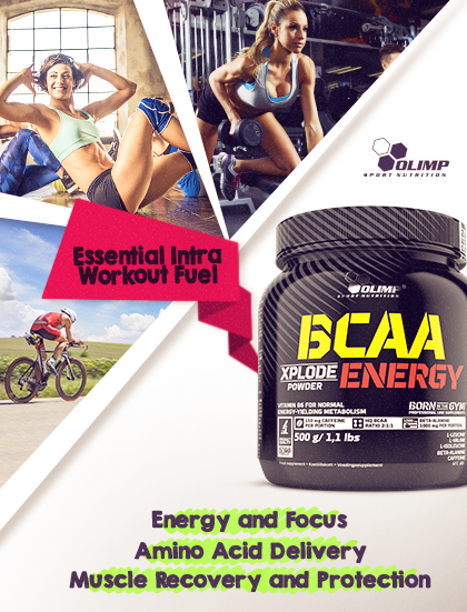 Bcaa xplode energy mobile
