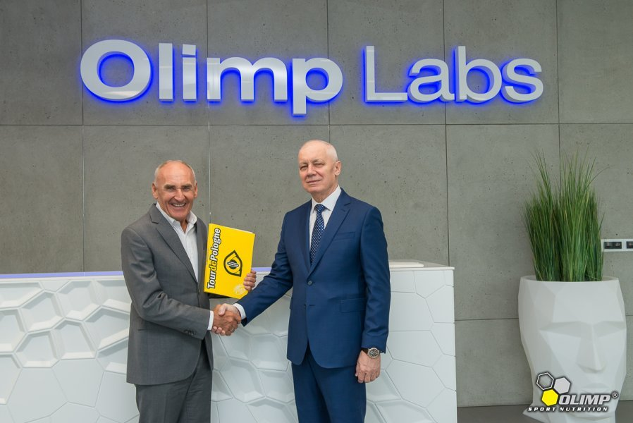 Olimp Labs becomes the Official Partner of Tour de Pologne