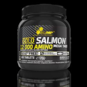 Gold Salmon 12000 Mega Tabs<span>®</span>