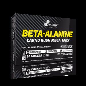 BETA-ALANINE CARNO RUSH MEGA TABS<span>®</span>