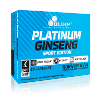 PLATINUM GINSENG™ SPORT EDITION 550 mg