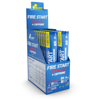 FIRE START™ ENERGY GEL + CAFFEINE