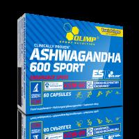 ASHWAGANDHA 600 Sport Edition (KSM-66)