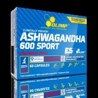 ASHWAGANDHA 600 Sport Edition